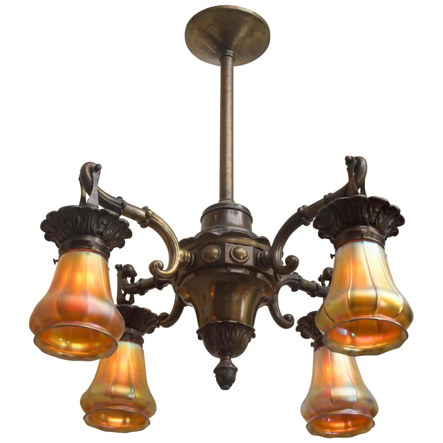 Most Current Edwardian Chandeliers Pertaining To Edwardian Chandeliers And Pendants – 26 For Sale At 1Stdibs (View 18 of 20)