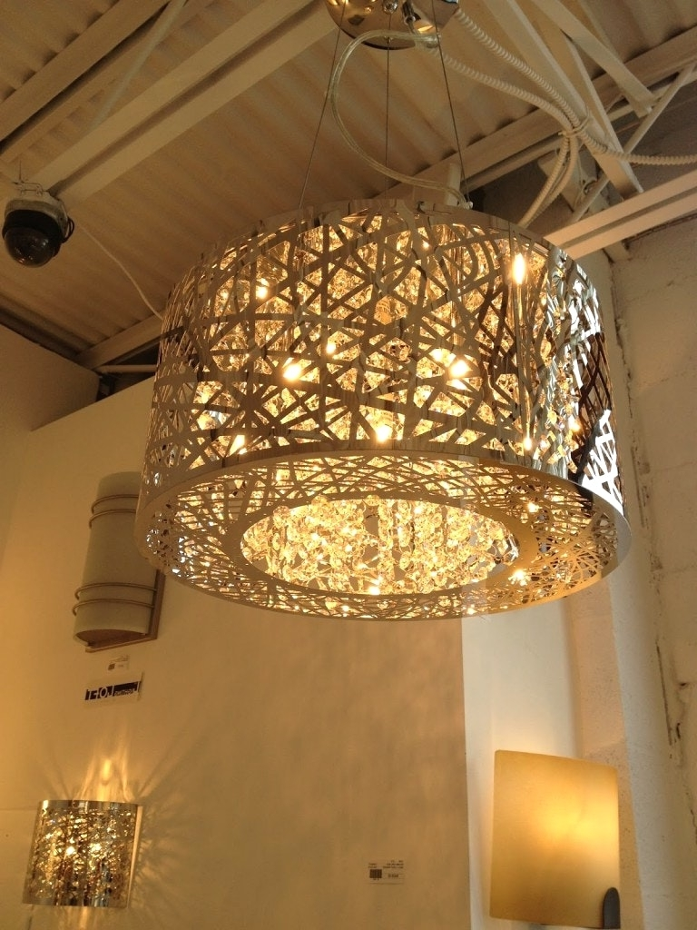 Most Current Extra Large Modern Chandeliers For Chandeliers Design : Awesome Extra Large Modern Chandeliers With (View 14 of 20)