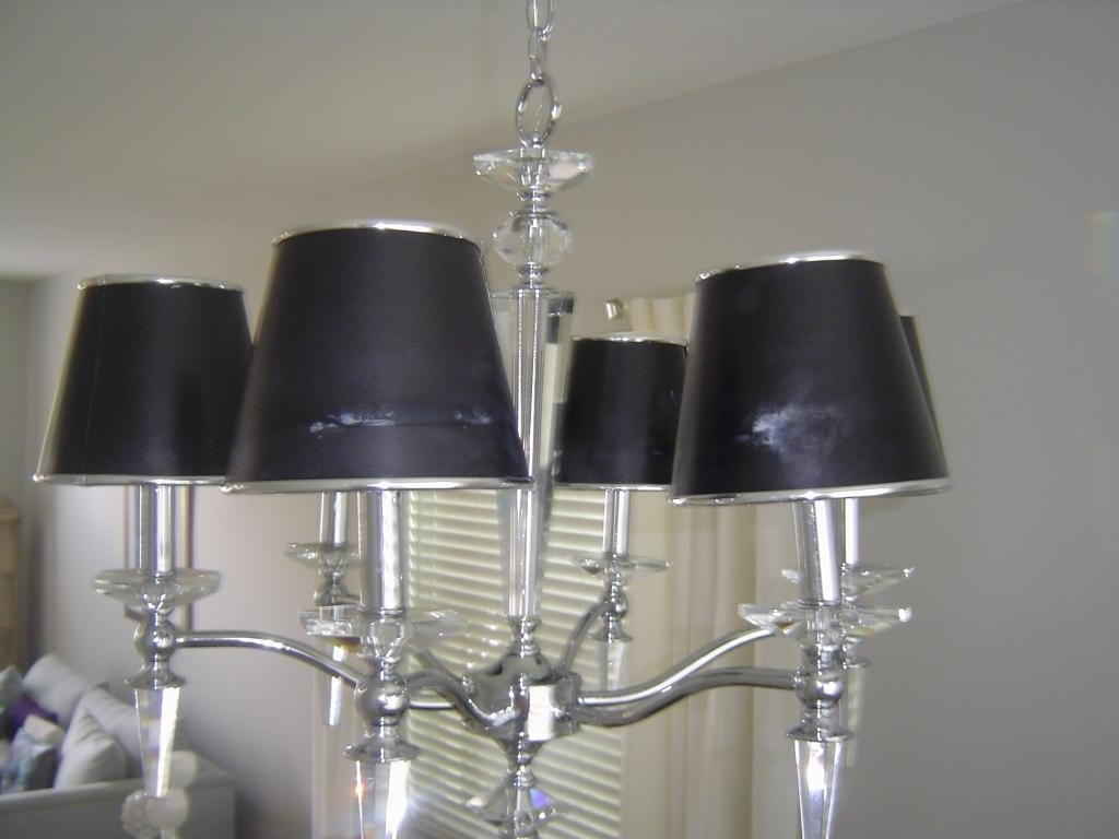 Most Current Lampshade Chandeliers Intended For Lamp Shades Lowes : Lamp World (View 14 of 20)