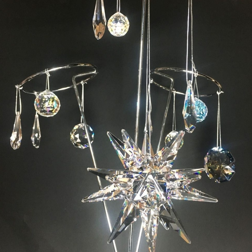 Most Current Lead Crystal Chandeliers Regarding Chandeliers : Lead Crystal Chandelier Prisms Chandeliers Design (View 14 of 20)