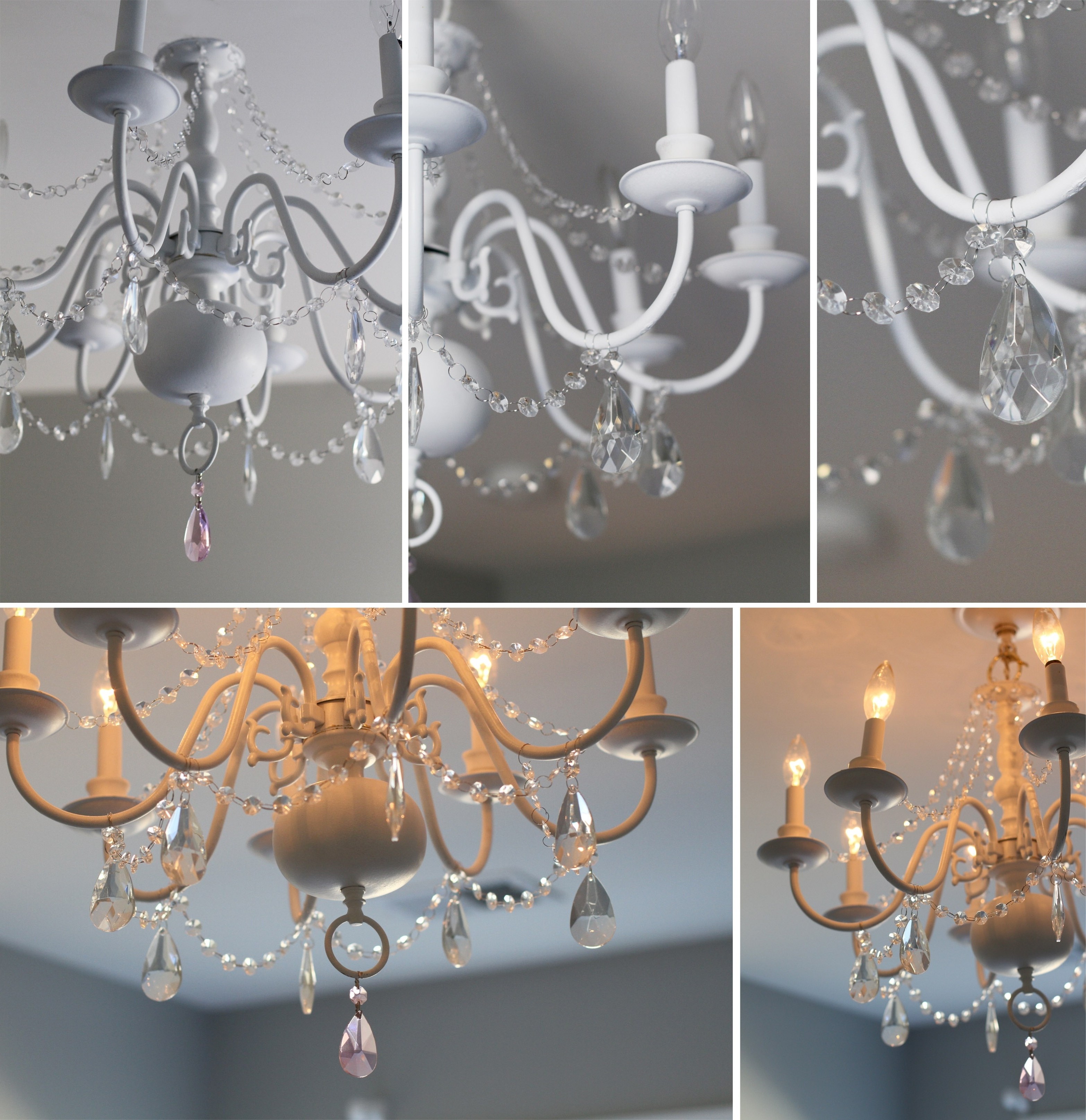Most Popular 56 White Kids Chandelier, Kids White Crystal Chandelier Shades In Chandeliers For Kids (View 11 of 20)