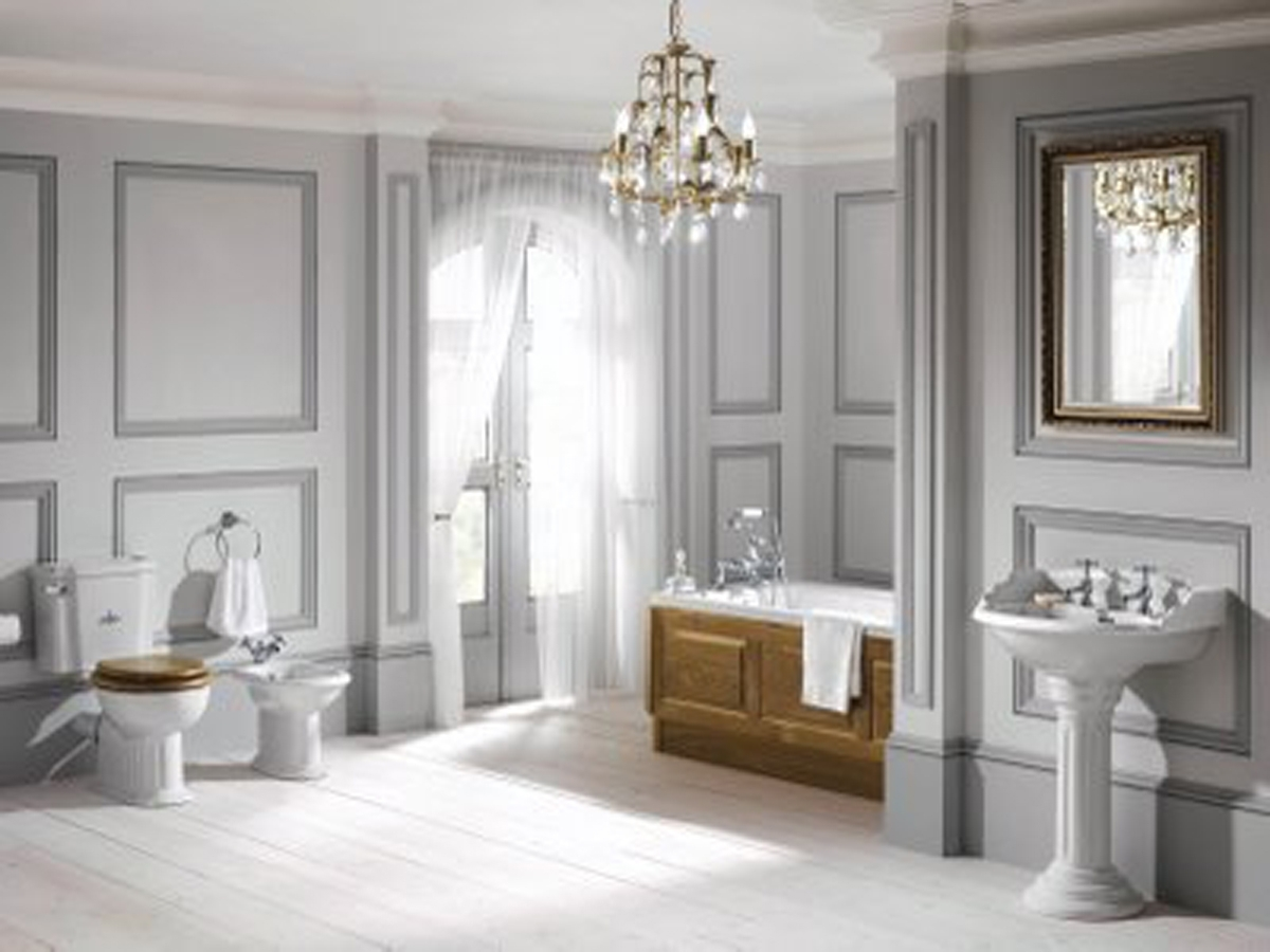 Most Popular Bathroom: Deocrative Bathroom Chandelier ~ Fileove For Chandelier In The Bathroom (View 6 of 20)