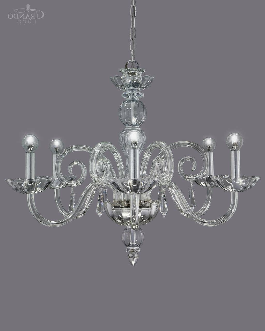 Most Popular Chandelier : Small Chandeliers Small White Chandelier Candle In Short Chandelier (View 7 of 20)