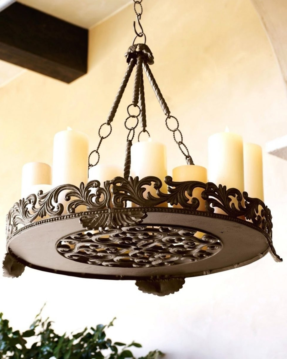 Most Popular Chandeliers Design : Marvelous Hanging Candle Chandelier Non Regarding Hanging Candle Chandeliers (View 7 of 20)