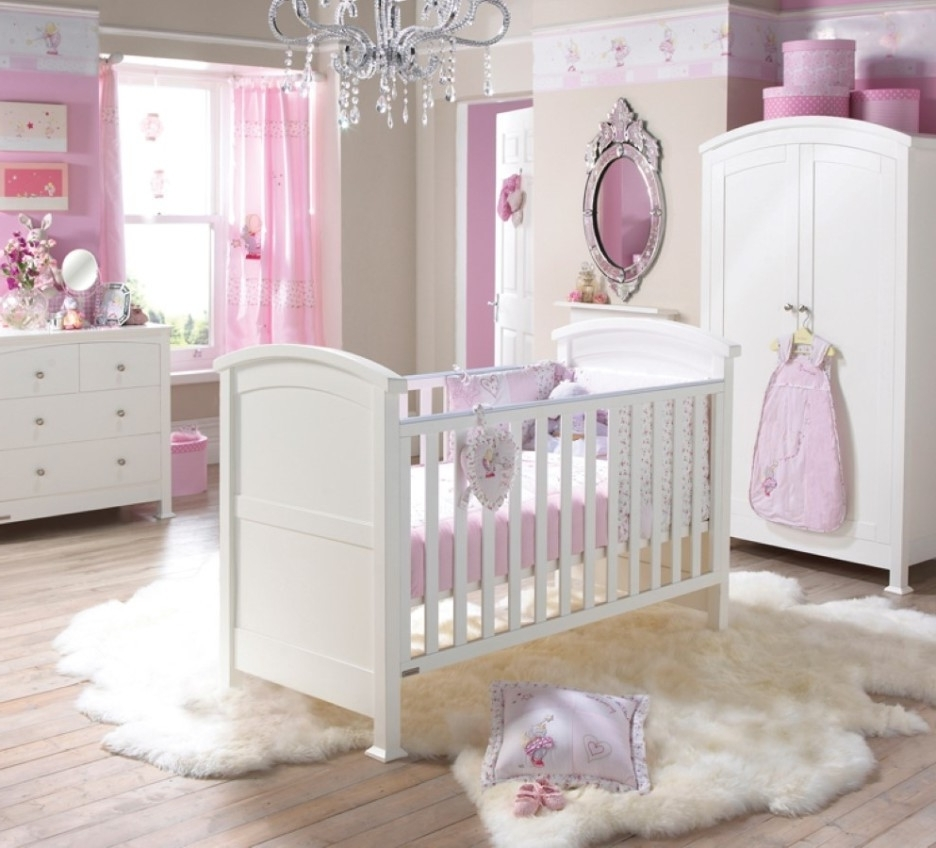 Most Popular Chandeliers For Baby Girl Room Inside Lighting : Baby Girl Room Chandelier Simple Interior Design For (View 17 of 20)