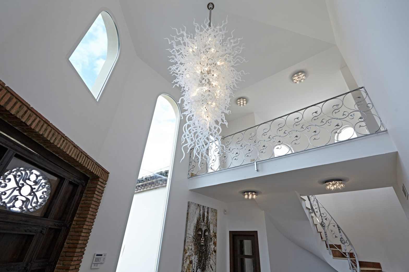 Most Popular Home Decor: Chandeliers Design : Fabulous Large Modern Chandeliers With Modern Chandeliers (View 15 of 20)