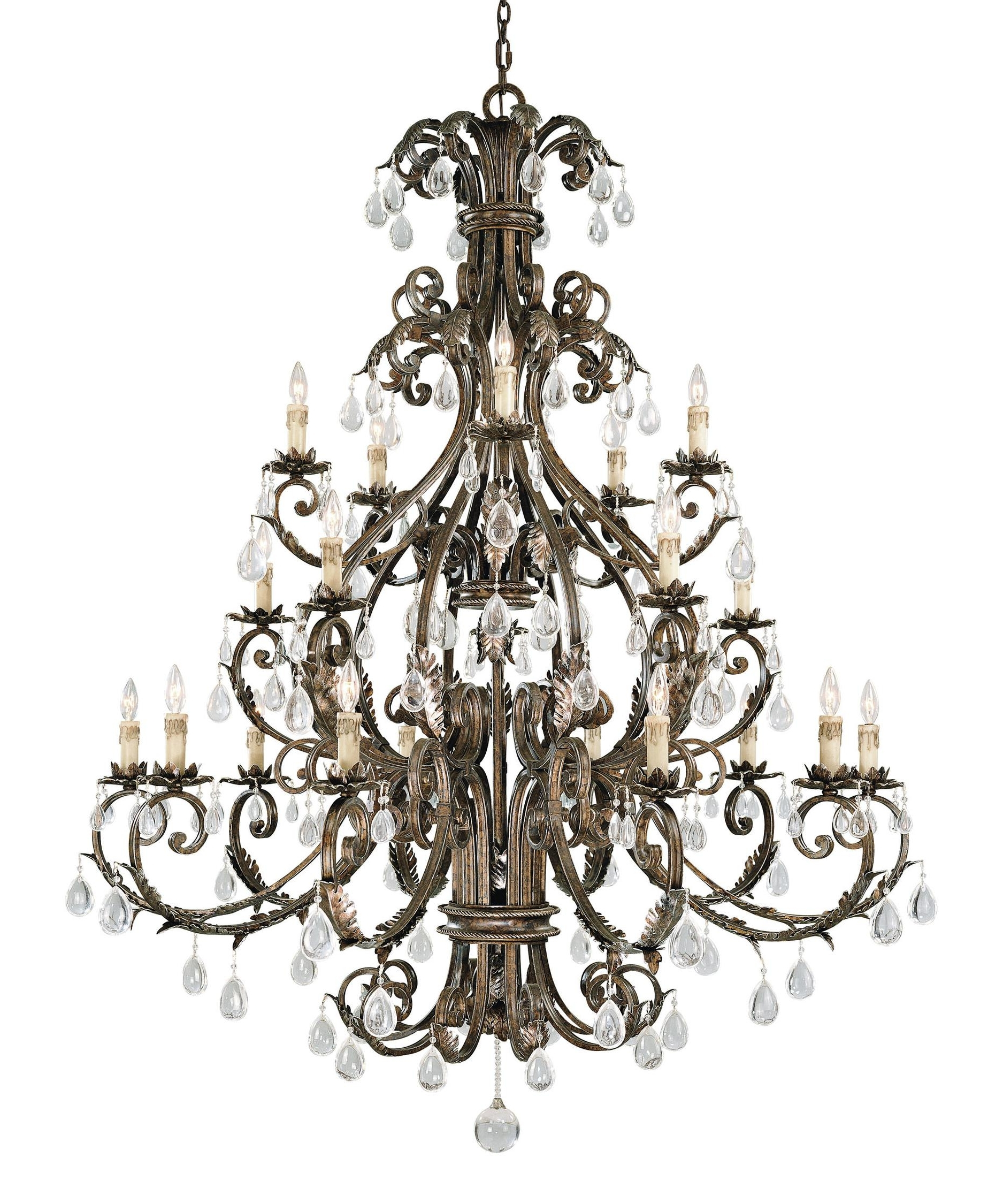 Most Popular Savoy House 1 5309 20 8 Chastain 57 Inch Wide 20 Light Chandelier For Savoy House Chandeliers (View 8 of 20)