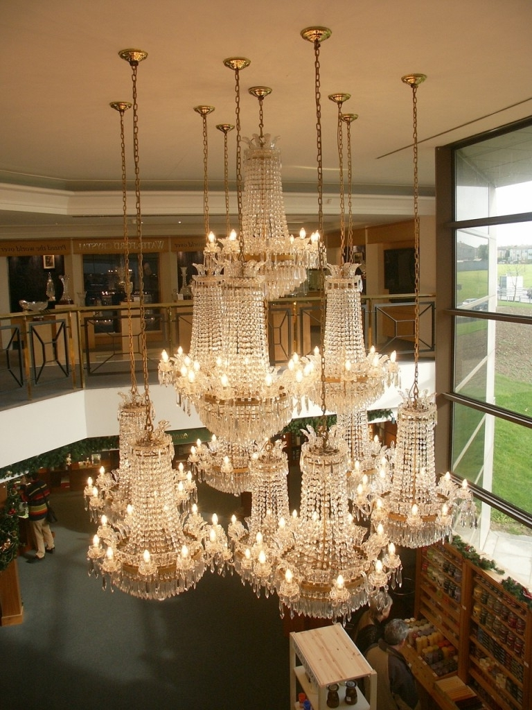 Most Recent Chandelier (View 20 of 20)