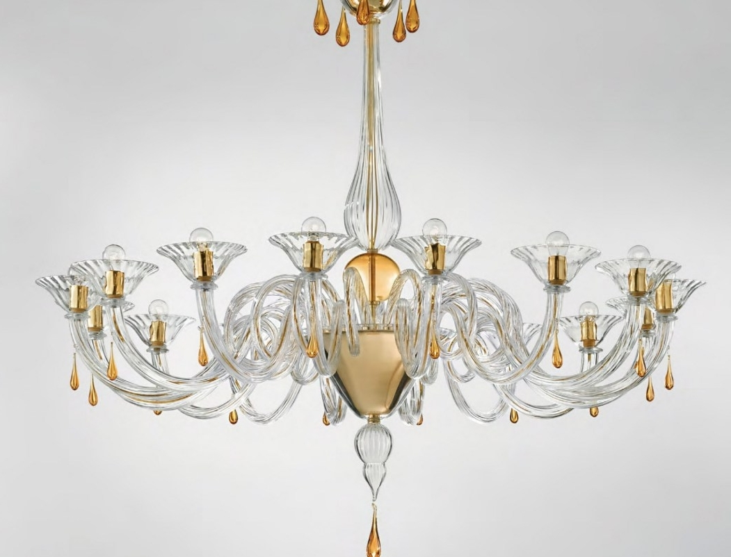 Most Recent Chandeliers Design : Amazing Amazing Glass Chandelier Modern Murano Regarding Italian Chandeliers Contemporary (View 15 of 20)