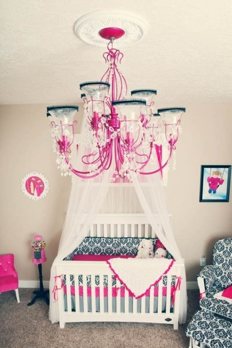 Most Recent Chandeliers Design : Marvelous Luxury Girls Chandelier For Room Best Intended For Cheap Chandeliers For Baby Girl Room (View 17 of 20)