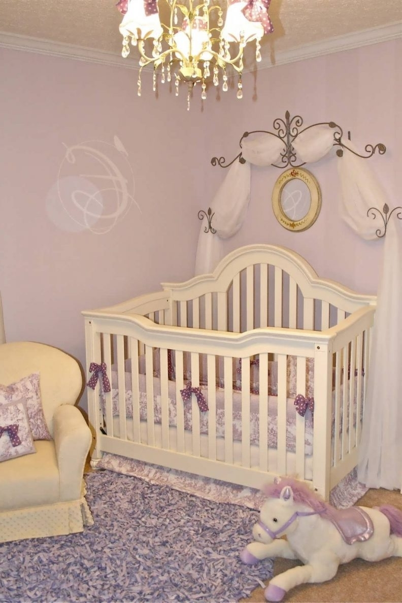 Most Recent Chandeliers For Baby Girl Room Regarding Home Design : Charming Baby Girl Chandelier Mobile For Room Canada (View 20 of 20)