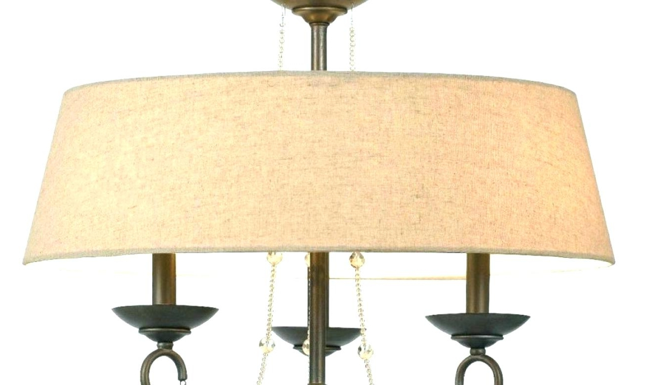 Most Recent Clip On Drum Chandelier Shades Pertaining To Mini Drum Chandelier Shades Best Clip On Ideas Innovative Shade (View 4 of 20)