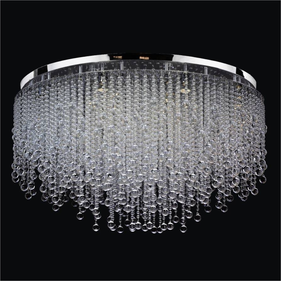 Most Recent Large Ceiling Lights – Crystal Ceiling Chandelier (View 16 of 20)