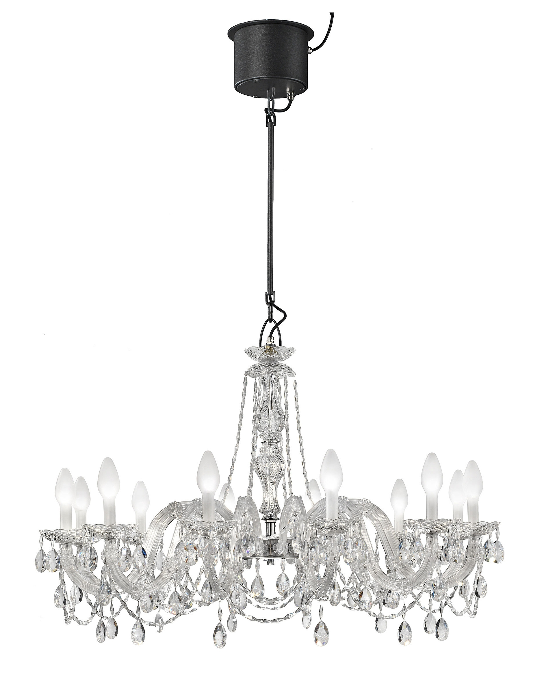 Most Recent Light Fitting Chandeliers Within Modern Light Fixtures & Luxury Lighting (View 8 of 20)