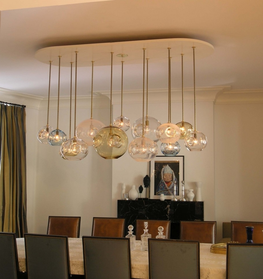 Most Recent Original Classic Dining Room Chandeliers Picture Listed In: Simple Pertaining To Simple Glass Chandelier (View 6 of 20)