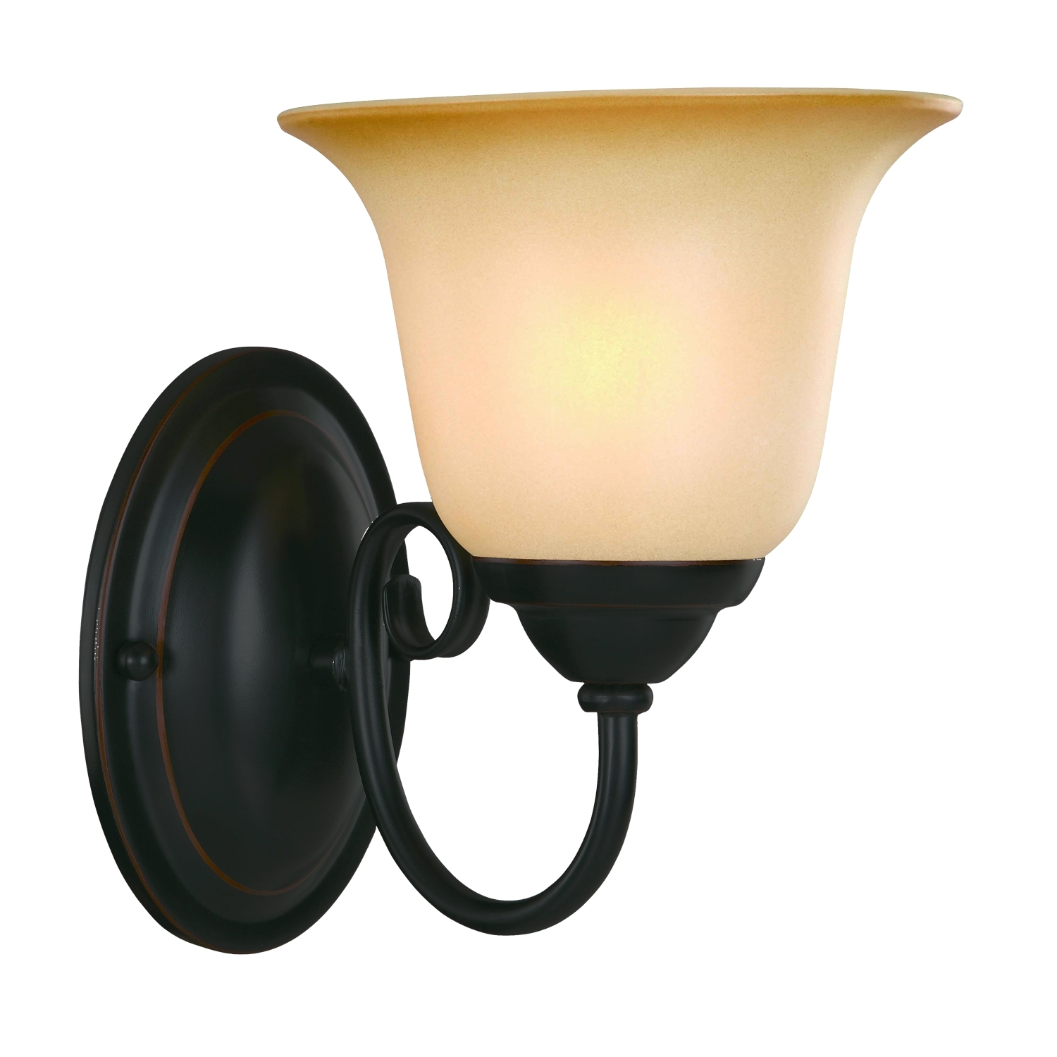 Most Recently Released Black Chandelier Wall Lights Pertaining To Oil Rubbed Black Bronze Bathroom Light Wall Mounted Sconce Light (View 16 of 20)