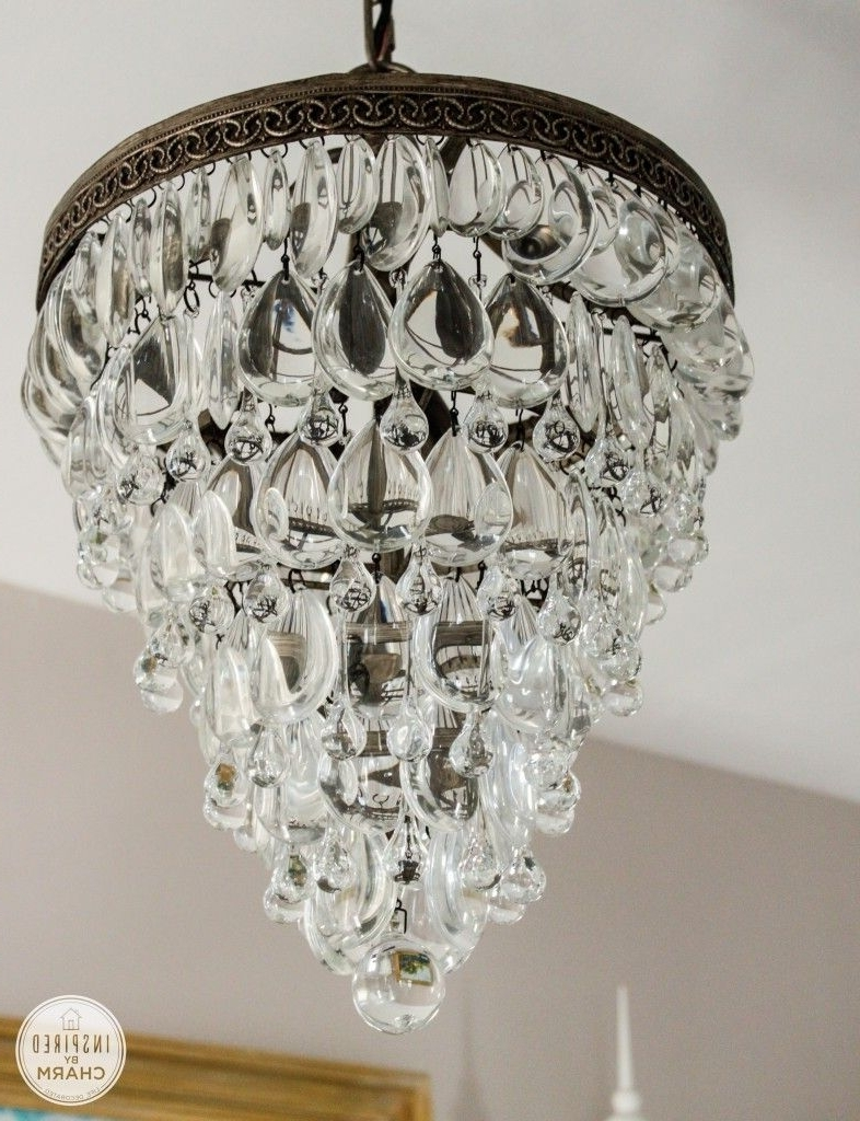 Most Recently Released Chandeliers For Hallways Throughout A New Light For The Hallway (View 14 of 20)