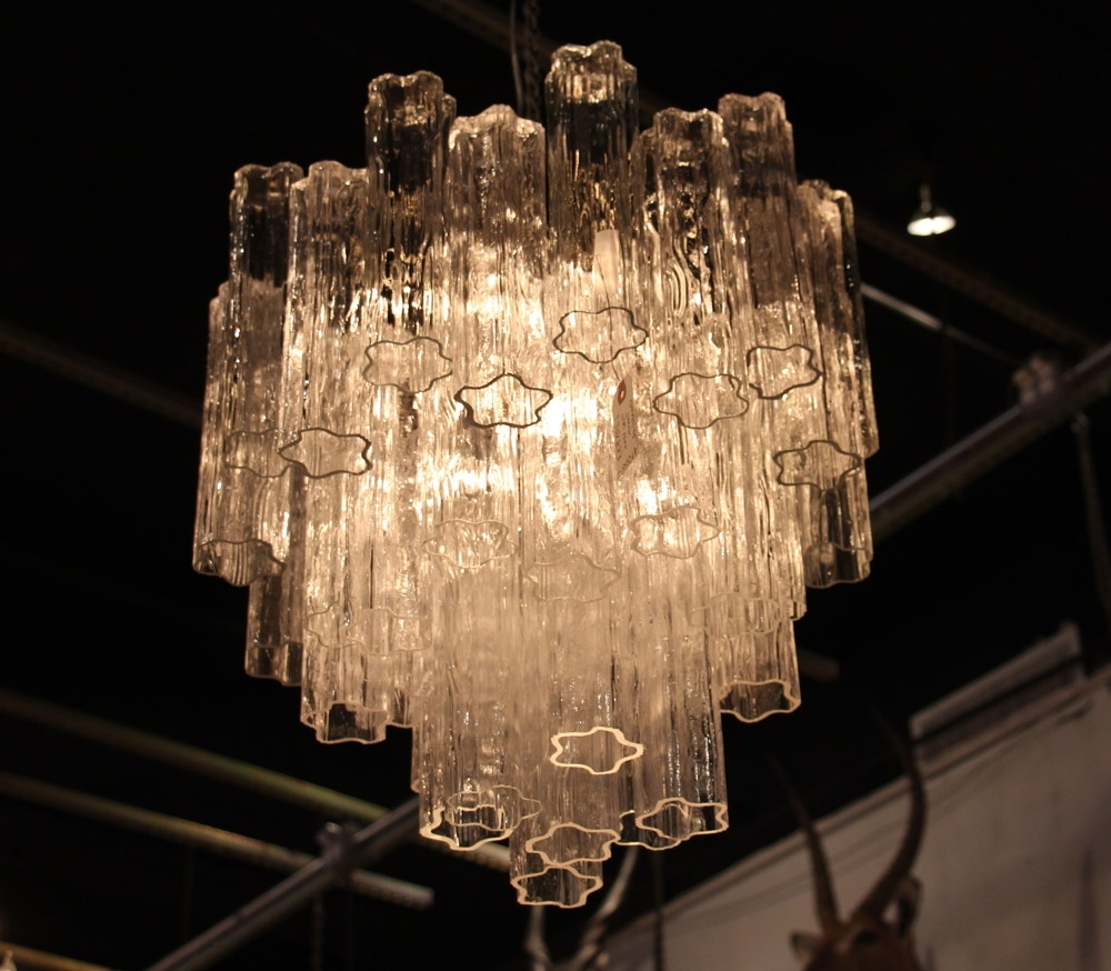 Most Recently Released Murano Chandelier Parts : Setting Murano Chandelier In The Living With Murano Chandelier Replica (View 9 of 20)