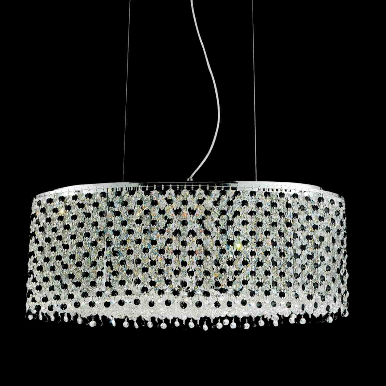 Most Recently Released Purple Crystal Chandelier Lighting In Brizzo Lighting Stores (View 11 of 20)