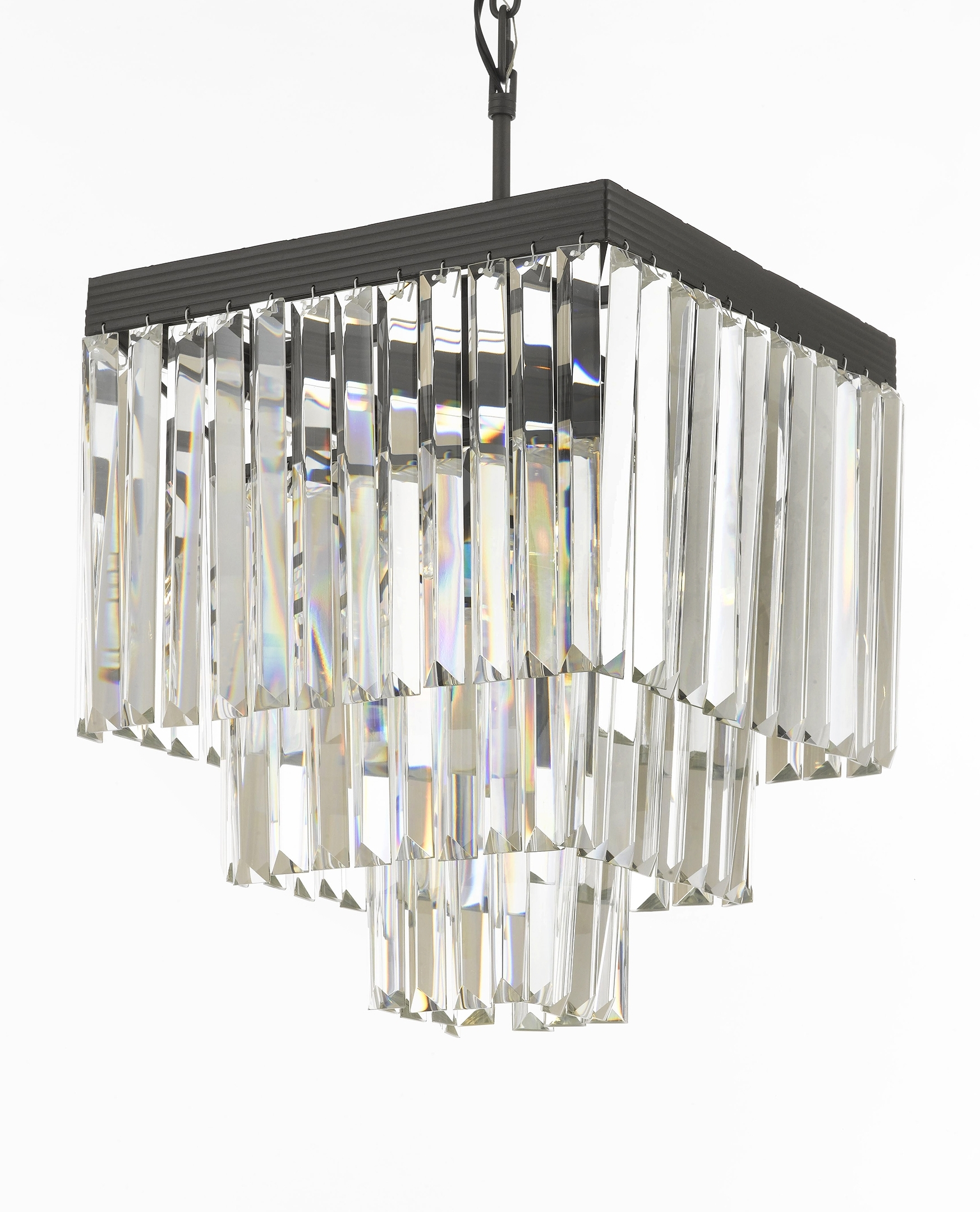 Most Up To Date 3 Tier Crystal Chandelier For Under 300 Chandelier Chandeliers, Crystal Chandelier, Crystal (View 13 of 20)