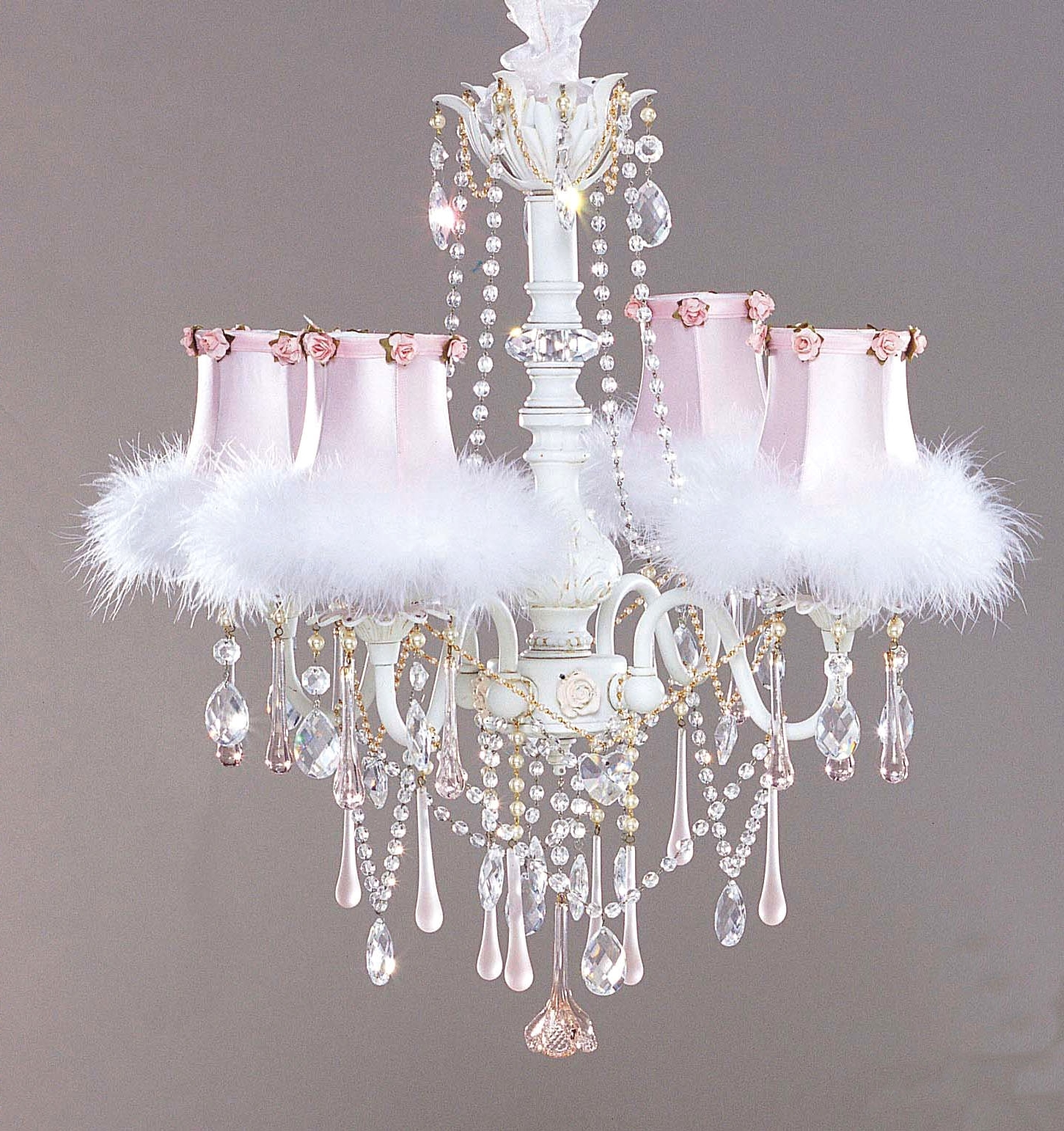 Most Up To Date Bedroom Chandeliers For Your Home In Mini Crystal Chandeliers (View 13 of 20)