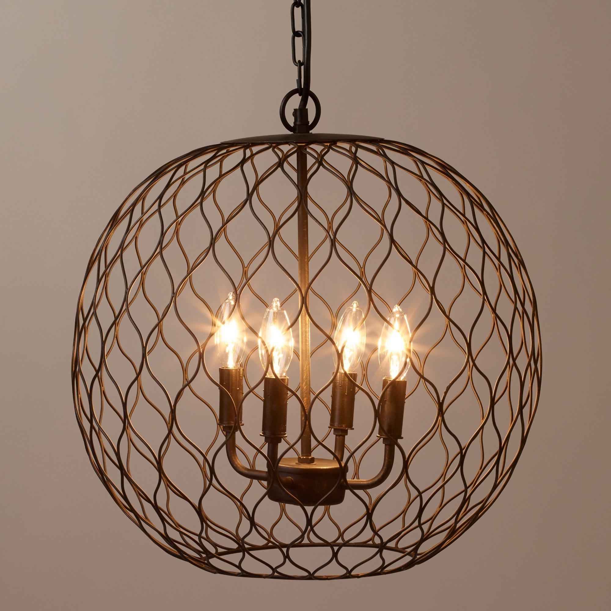 Most Up To Date Bronze Modern Chandelier Pertaining To Chandelier (View 13 of 20)