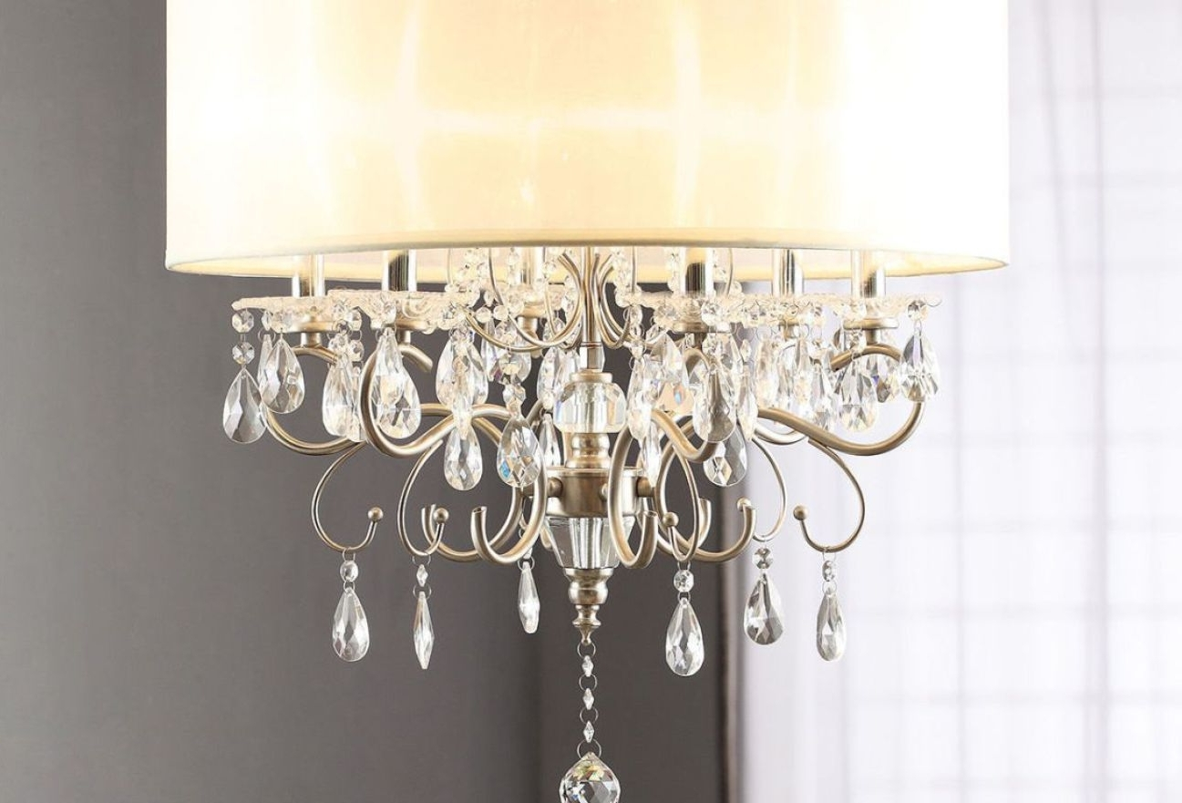 Most Up To Date Chandelier : Xstunning Crystal Chandelier Table Lamp Suppliers Inside Faux Crystal Chandelier Table Lamps (View 18 of 20)