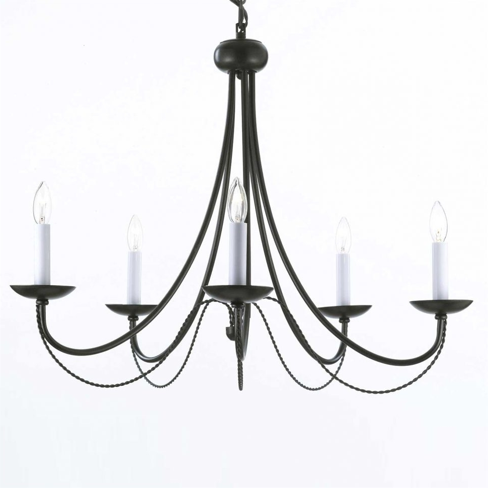 Most Up To Date Chandeliers Design : Amazing Crystal Candle Chandelier Non Electric Throughout Hanging Candelabra Chandeliers (View 6 of 20)