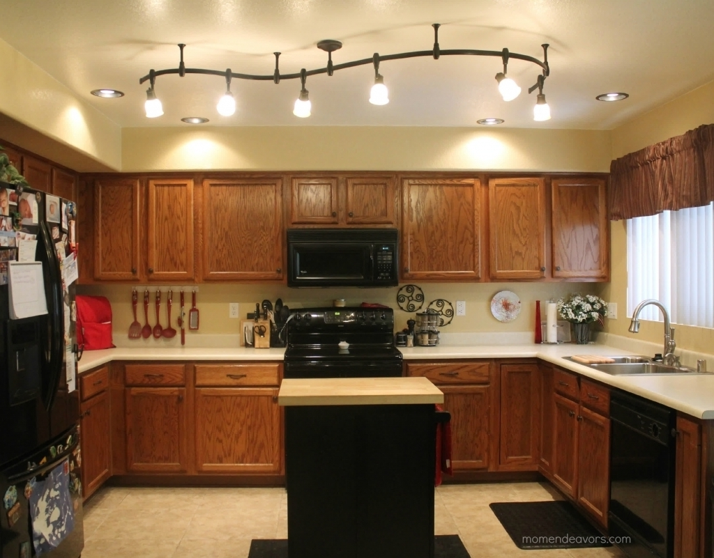 Most Up To Date Chandeliers For Low Ceilings In Ceiling : Led Kitchen Light Fixtures Recessed Kitchen Ceiling Ideas (View 13 of 20)
