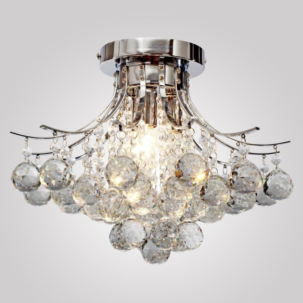 Most Up To Date Chrome Chandeliers With Chrome Chandeliers & Pendant Lighting (View 13 of 20)