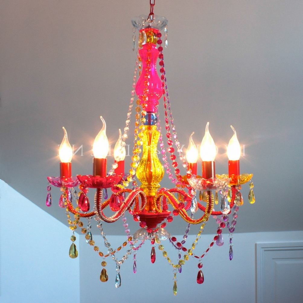 Most Up To Date Gypsy Chandeliers Inside Pendant Lights ~ Gypsy Multi Coloured Retro 6 Light Chandelier (View 16 of 20)