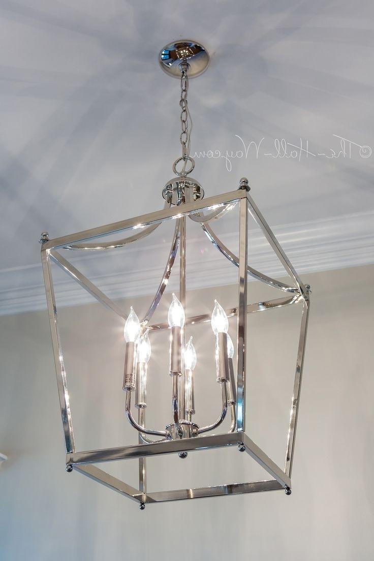 Most Up To Date Indoor Lantern Chandelier Regarding 72 Beautiful Good Looking Lantern Chandelier Wonderful Indoor Foyer (View 8 of 20)