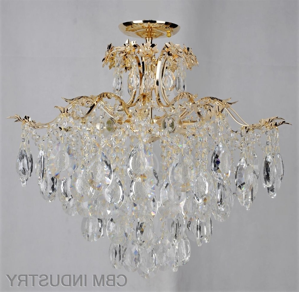 Featured Photo of Low Ceiling Chandelier