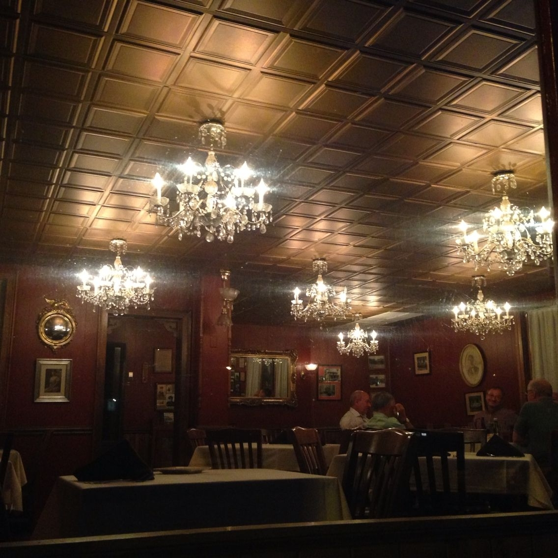 Most Up To Date Restaurant Chandeliers Intended For Gas Light Restaurant Ridley Park Pa Usa (View 12 of 20)