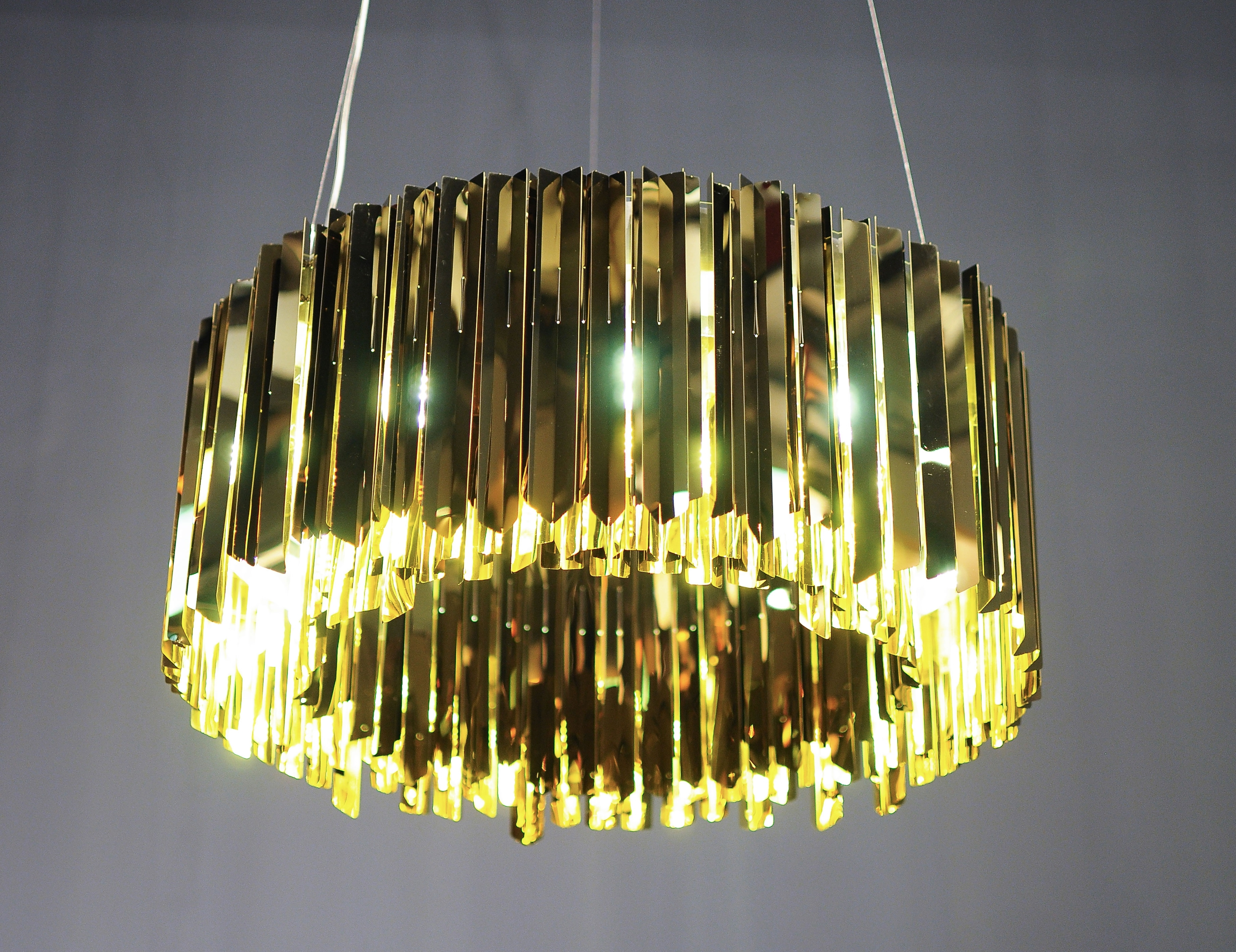 Nella Vetrina Innermost Facet 60 Chandelier Luxury Modern Italian Pertaining To Trendy Modern Italian Chandeliers (View 16 of 20)