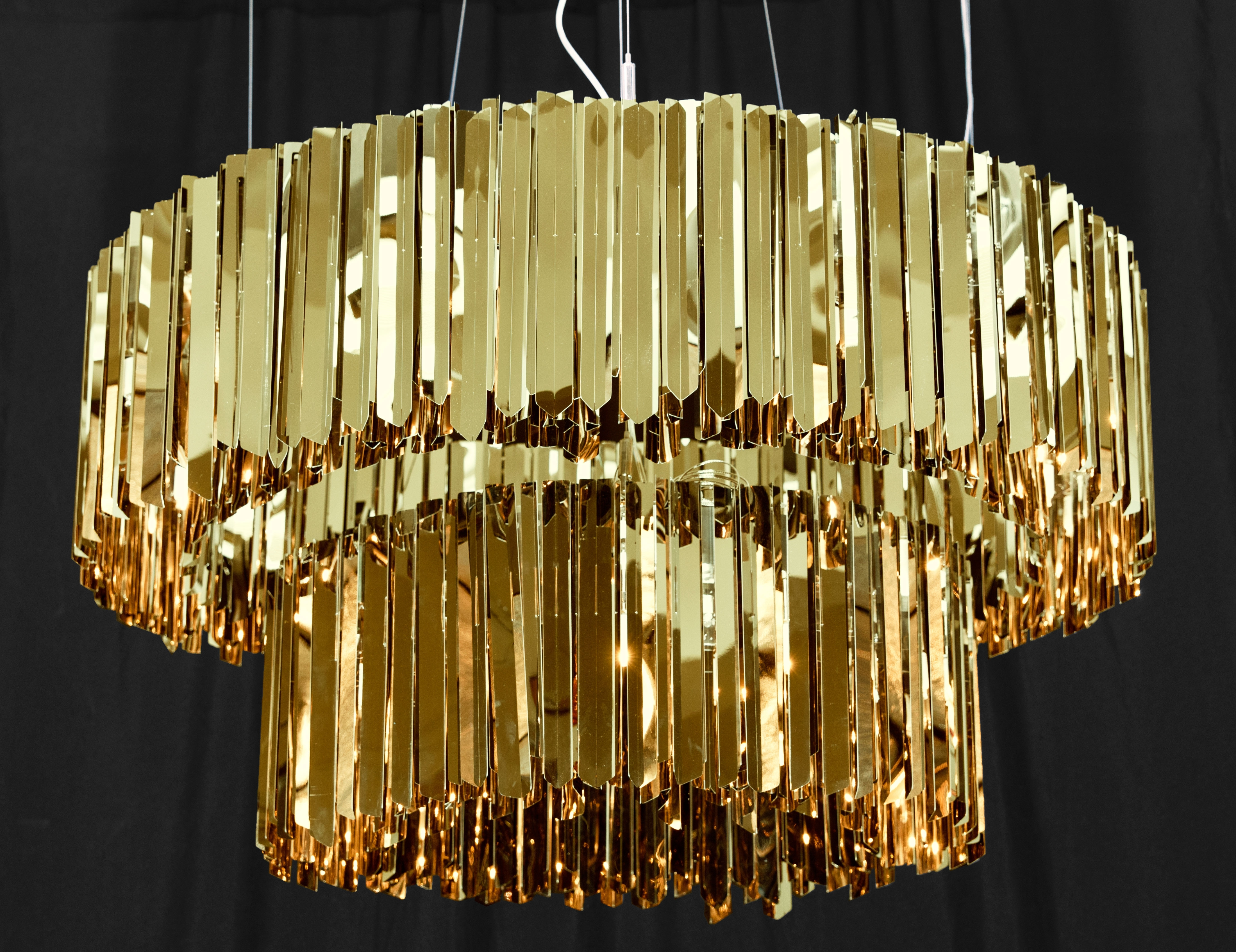 Nella Vetrina Innermost Facet Chandelier Luxury Modern Italian Within Well Known Modern Italian Chandeliers (View 17 of 20)
