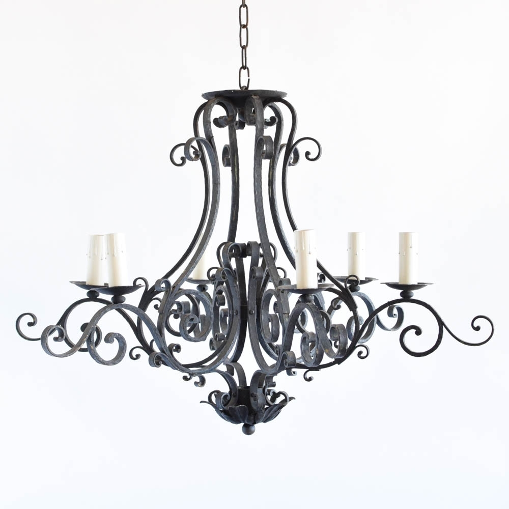 Newest French Country Chandeliers With Regard To Chandeliers Archives – Page 3 Of 8 – The Big Chandelier (Gallery 19 of 20)