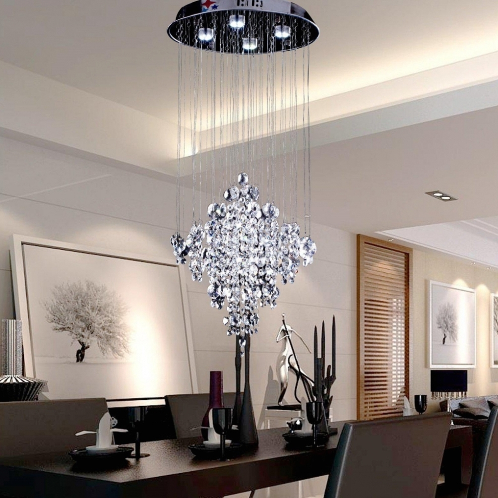 Newest Home Decor: Kitchen: Kitchen Chandelier Inspirational Large Modern For Extra Large Modern Chandeliers (View 15 of 20)
