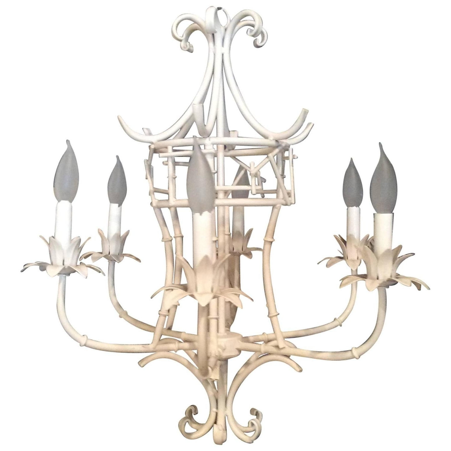 Newest Pagoda Chandeliers – 69 For Sale On 1stdibs Throughout Chinese Chandeliers (View 14 of 20)