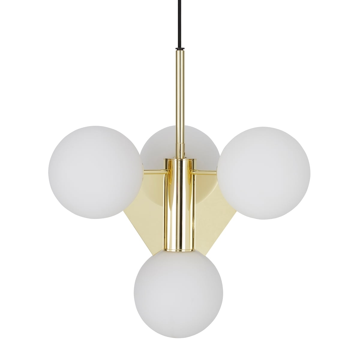 Newest Short Chandelier Lights Pertaining To Plane Short Chandeliertom Dixon (View 13 of 20)