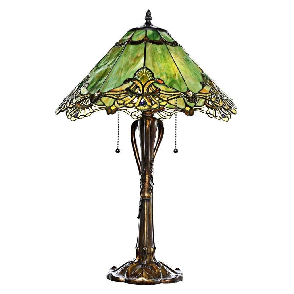 Overstock Within Trendy Mini Chandelier Table Lamps (View 16 of 20)