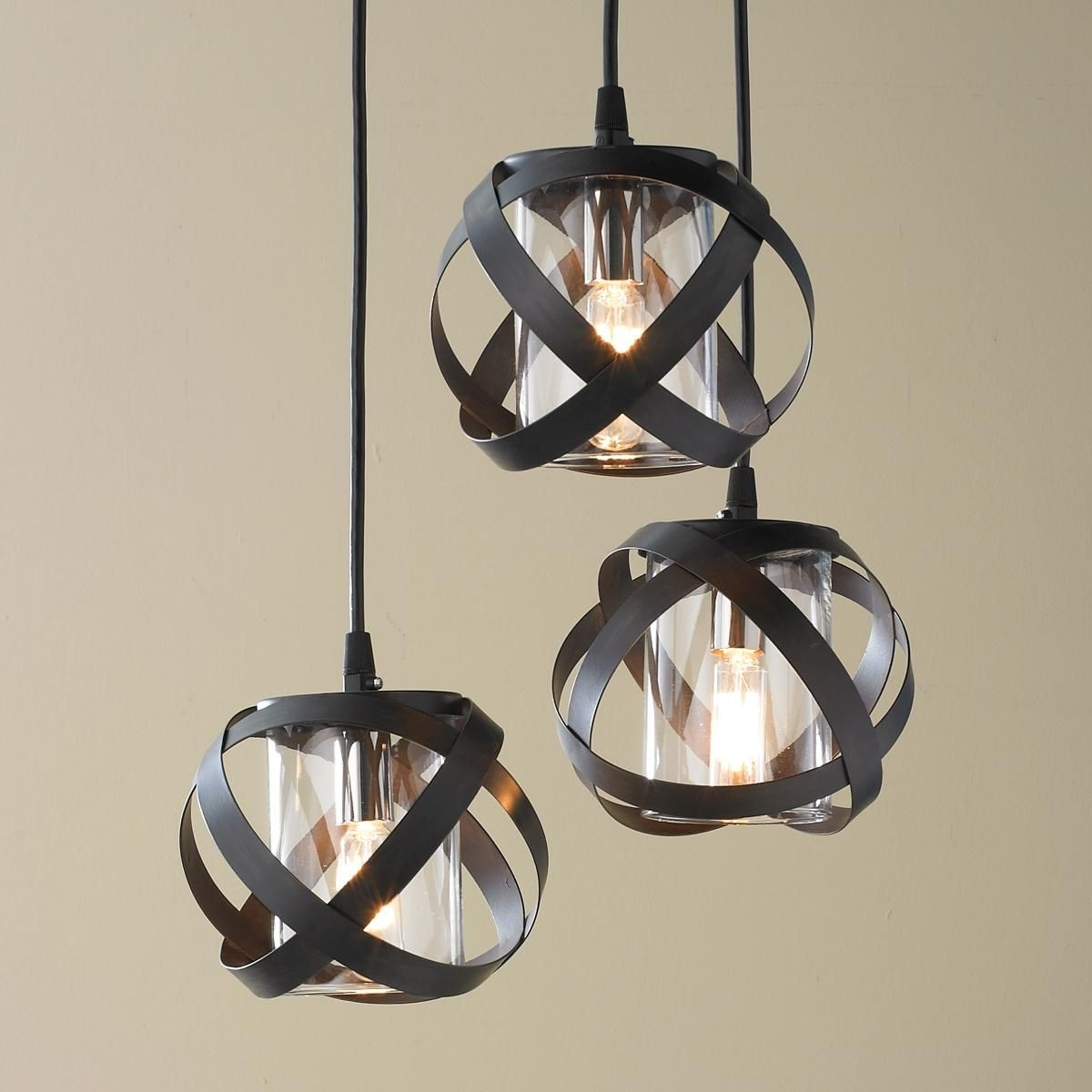 Pendant Chandelier Regarding Metal Chandeliers (View 12 of 20)