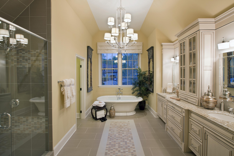 Popular Chandelier Bathroom Lighting Inside Crystal Chandelier Bathroom Lighting (View 18 of 20)