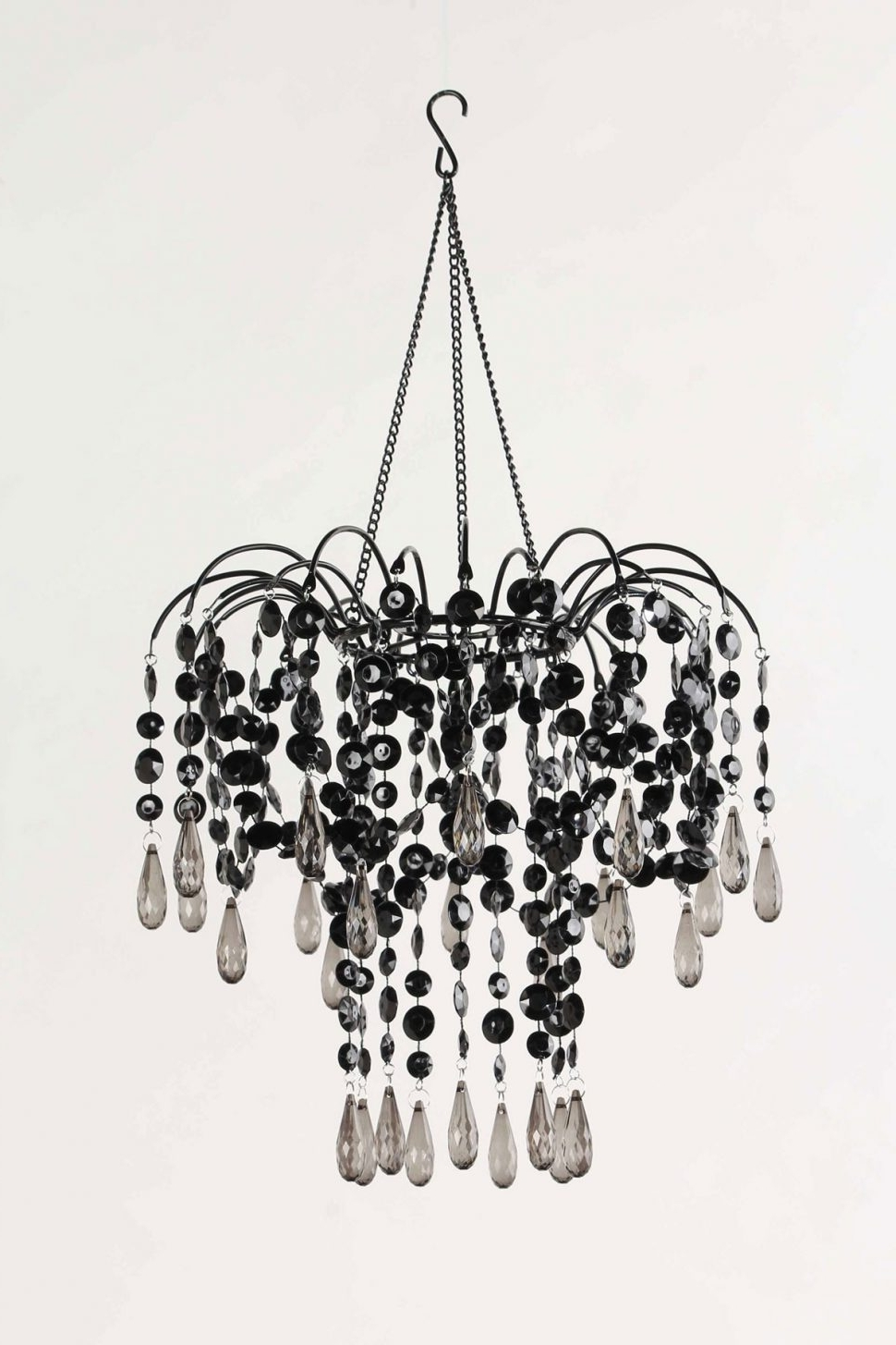 Popular Faux Crystal Chandeliers With Chandeliers : Faux Crystal Chandelier Up To Date Image Design (View 8 of 20)