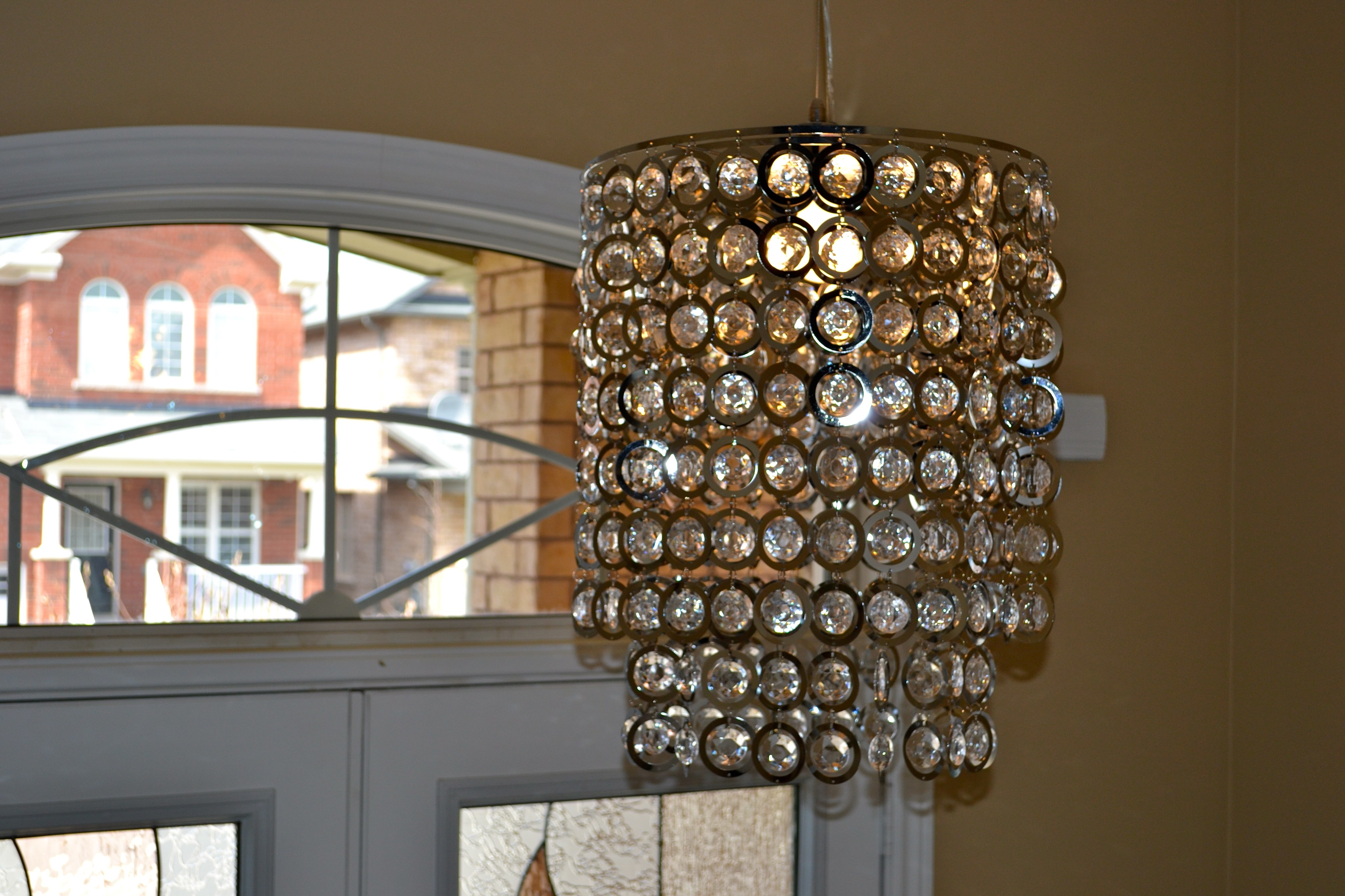Popular Light : Luxurious Foyer Light Fixtures For Modern Lighting Plus Of Regarding Contemporary Large Chandeliers (View 19 of 20)