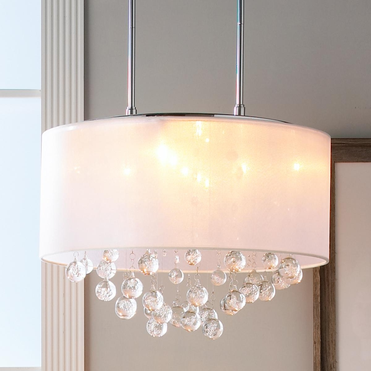 Popular Metal Ball Candle Chandeliers Intended For Appealing Lamp Shade Chandelier Beautiful Candle Light With The Help (View 15 of 20)