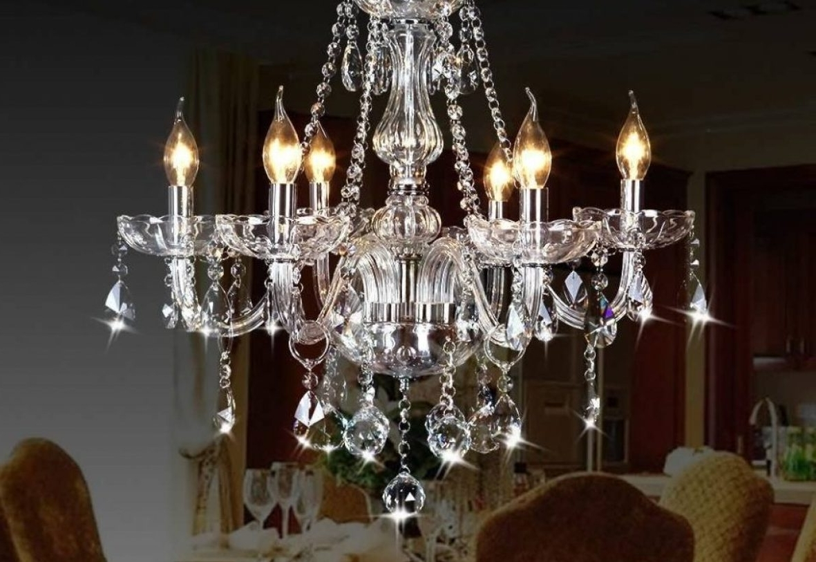 Popular Metal Ball Chandeliers Pertaining To Chandelier : Beautiful Metal Ball Candle Chandeliers Chandeliers (View 8 of 20)