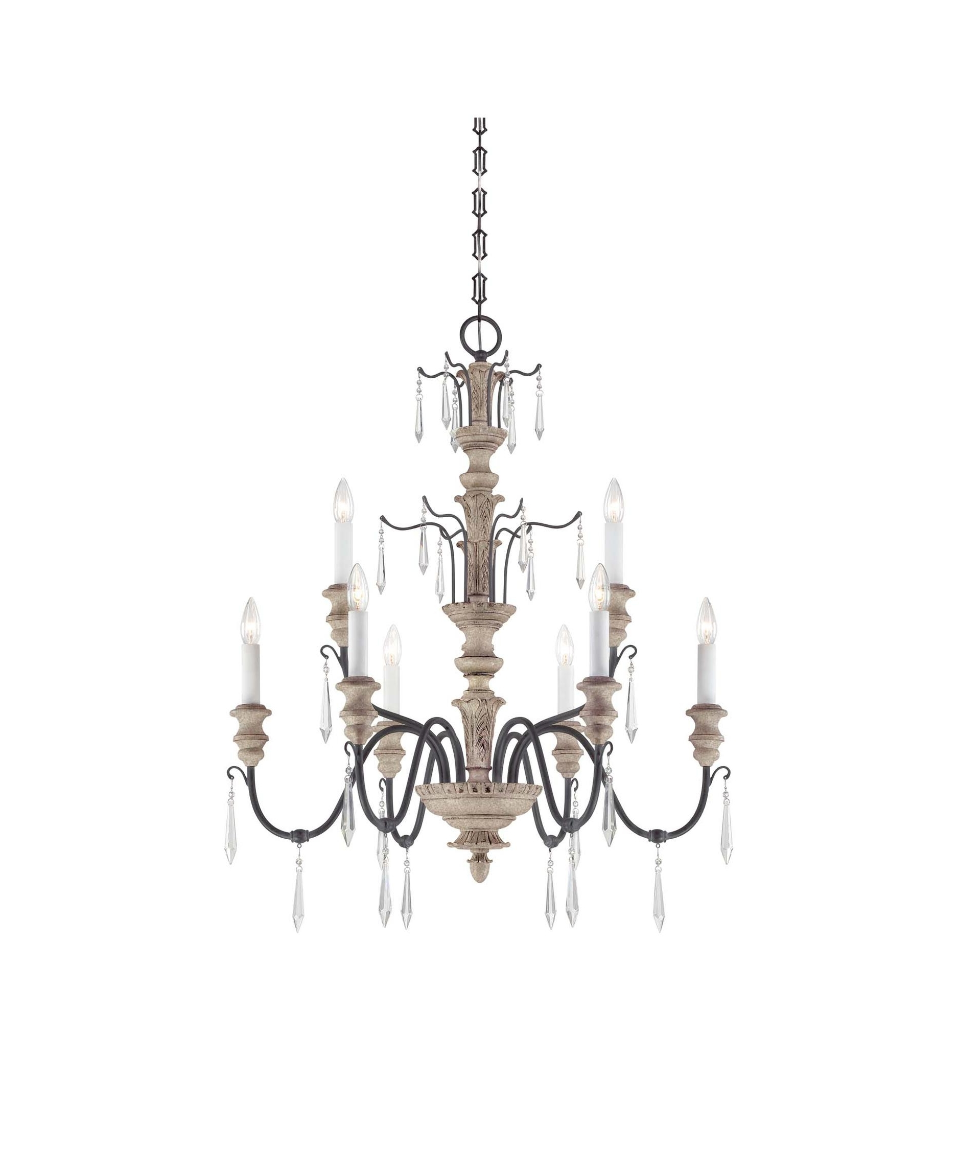 Popular Savoy House Chandeliers With Savoy House 1 4341 9 Madeliane 31 Inch Wide 9 Light Chandelier (View 13 of 20)