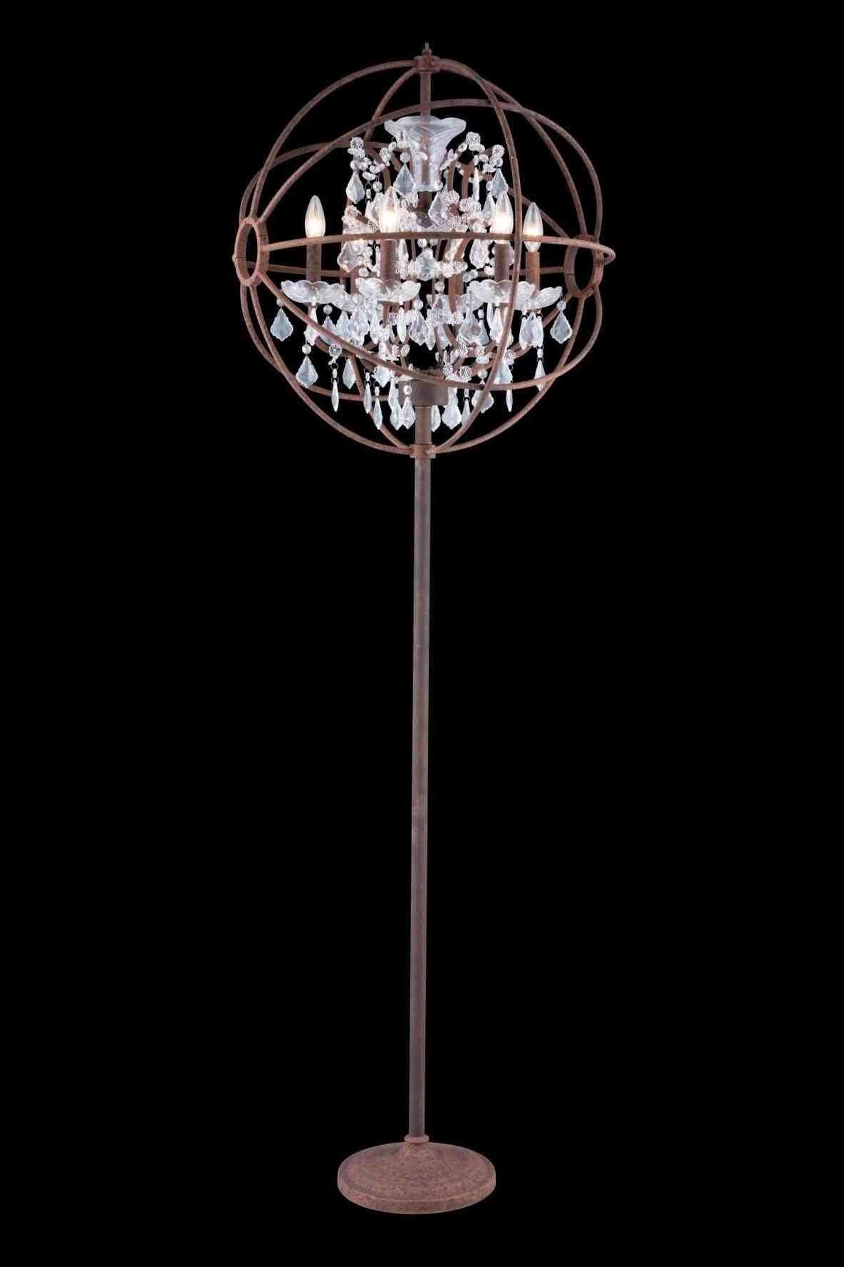 Popular Targetrhvirmnet Lamps Standing Photo Source Rheatstatuskuocom Floor For Crystal Chandelier Standing Lamps (View 3 of 20)