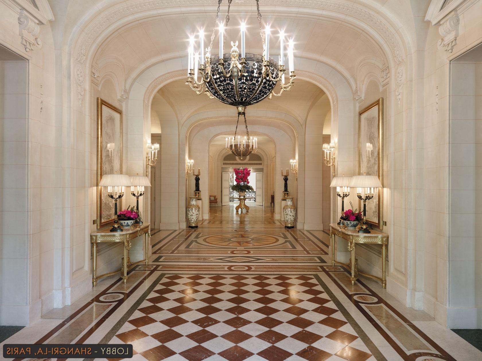Preferred 5 Star Shangri La Hotel, Paris (View 15 of 20)